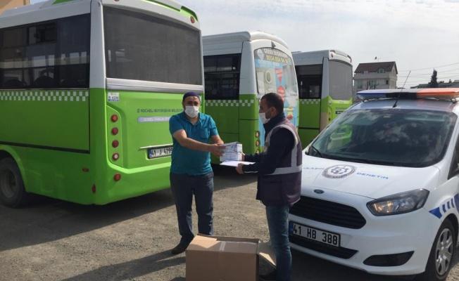 Büyükşehir'den kooperatiflere 40 bin maske