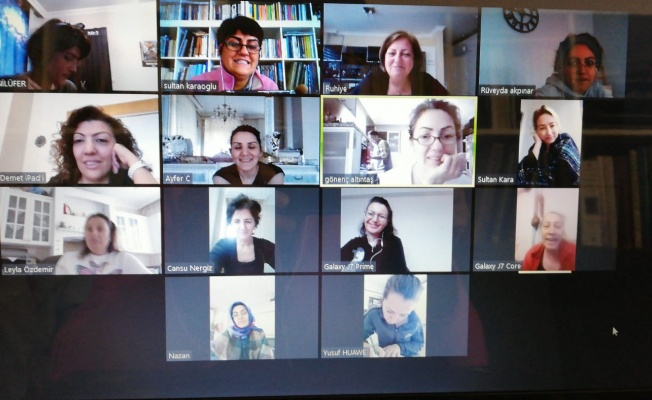 Büyükşehir Konservatuarı'nda eğitimler online olarak sürdürülüyor