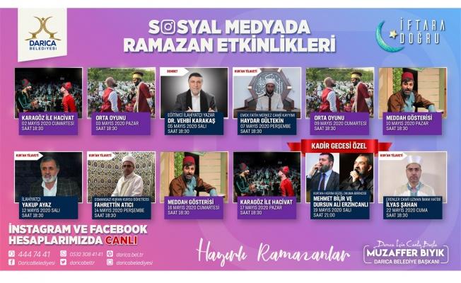 Darıca'da dolu dolu Ramazan