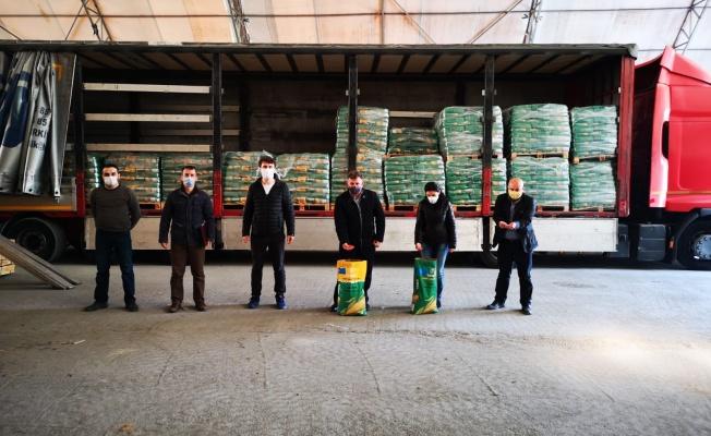 Yüzde 50 hibeli tohum desteği çiftçilere ulaştırıldı
