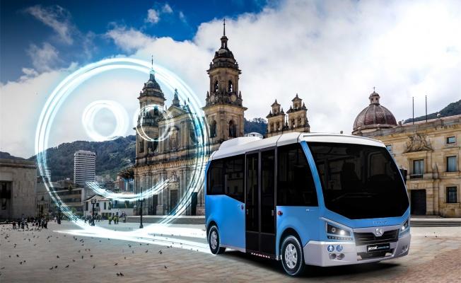 Karsan'dan Portekiz'e elektrikli minibüs satışı