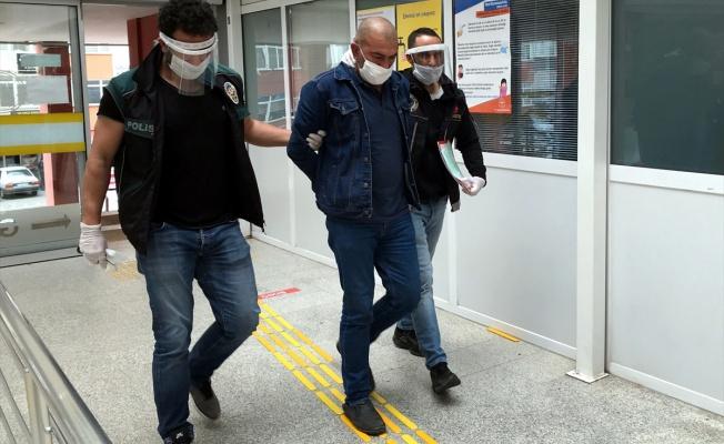 Kocaeli'de kullandığı tırda 155 kilogram eroin ele geçirilen sürücü tutuklandı
