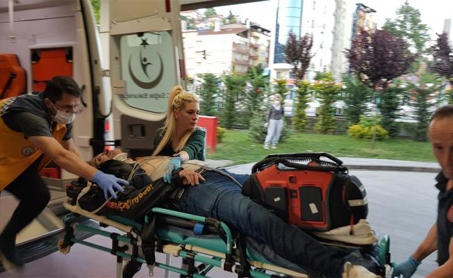 Kocaeli'deki kazada yaralanan motosiklet sürücüsü 7 günlük yaşam mücadelesini kaybetti