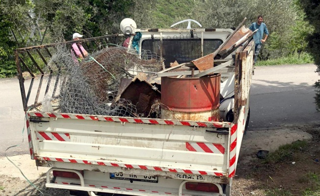 Kovalamaca sonucu yakalanan 2 hırsızlık şüphelisine 6300 lira para cezası kesildi