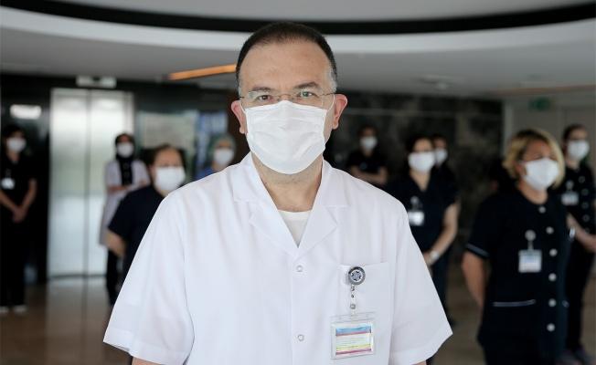 Prof. Dr. Gazi Yiğitbaşı: Sağlık sistemindeki başarımızı Türk hemşirelere borçluyuz
