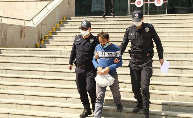 Üvey oğluna işkence yaptığı iddiasıyla gözaltına alınan kişi tutuklandı