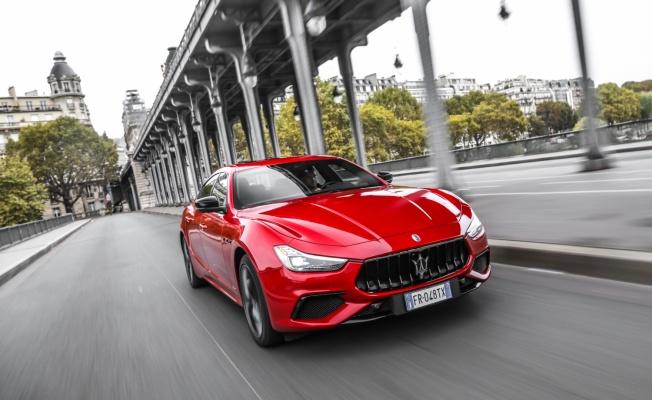 Maserati Ghibli Hybrid ekimde Türkiye'de