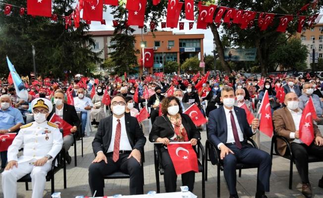 15 Temmuz Demokrasi ve Milli Birlik Günü huhu Gölcük'te dimdik ayakta