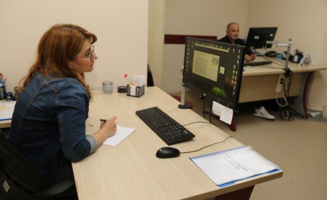 Büyükşehir'de online ihale sonrası işlemler eğitimi