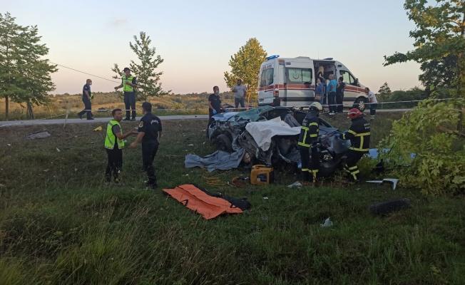 Kocaeli'de 5 kişinin öldüğü trafik kazasında kamyon sürücüsü tutuklandı