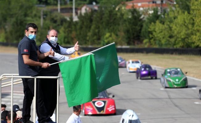 Bakan Varank, 16. TÜBİTAK Efficiency Challenge Elektrikli Araç Yarışları'nın startını verdi