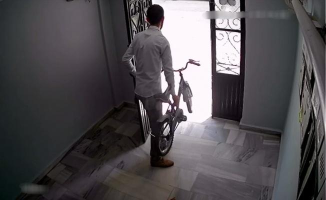 Çocukların bisikletini çaldığı iddia edilen zanlı tutuklandı
