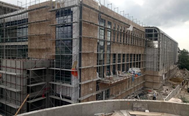 GEBZESEM'in camları montaj ediliyor