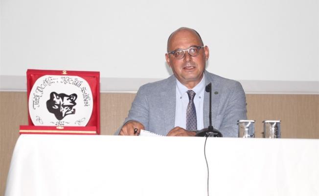 Türk Ocakları'nda 'Ege Adaları ve Doğu Akdeniz Politikalarımız' konuşuldu