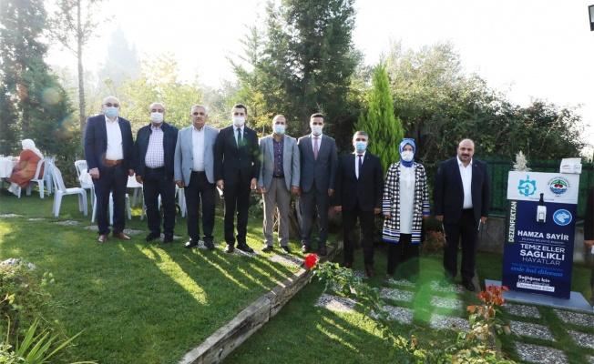 AK Parti Dilovası'ndan istişare toplantısı