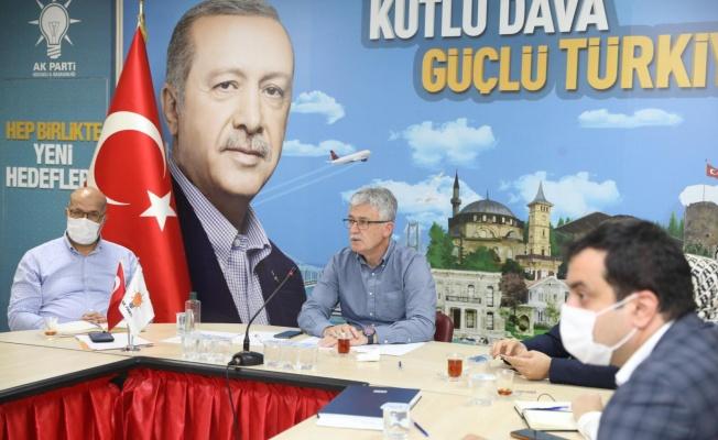 AK Parti Kocaeli Teşkilatında kongre hazırlıkları başladı