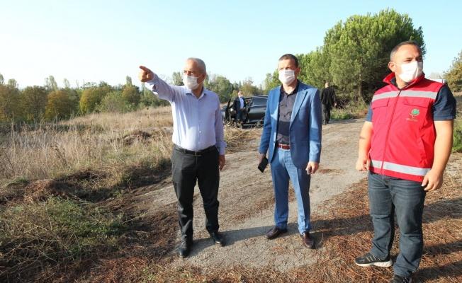 Başkan Büyükgöz'den hafta sonu yürüyüşe davet