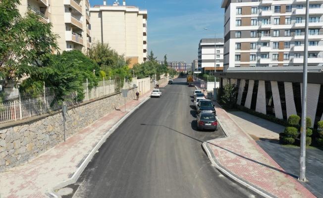 Çayırova Akse Mahallesi'ne modern yol