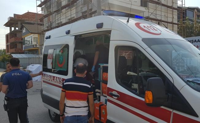 Kocaeli'de halatın kopması sonucu asansör boşluğuna düşen 2 işçiden 1'i öldü