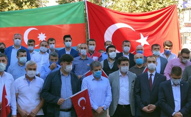 Kocaeli'deki sivil toplum kuruluşlarından Ermenistan'a tepki
