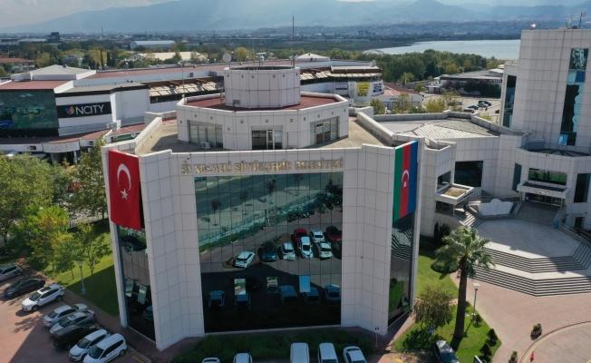 Kocaeli'den kardeş ülke Azerbaycan'a destek
