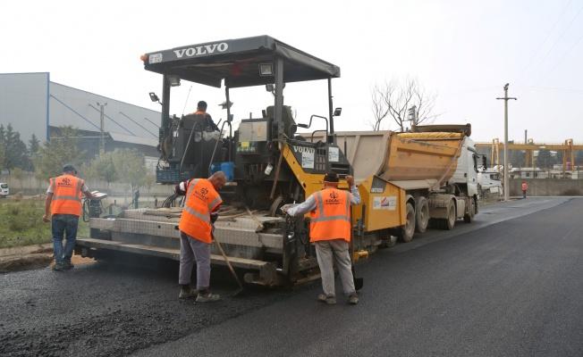Büyükşehir, Gebze'de üst yapı çalışmalarını tek tek bitiriyor