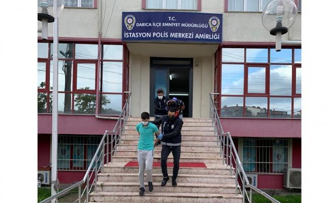 Darıca'daki hırsızlık olaylarının şüphelileri İstanbul'da yakalandı