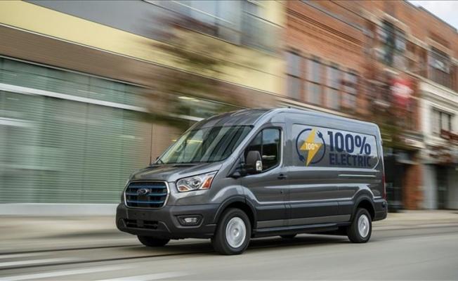 Ford'un tam elektrikli ilk ticari aracı E-Transit, Ford Otosan Kocaeli Fabrikaları'nda üretilecek