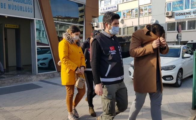 İl il gezerek tırnakçılıkyöntemiyle dolandırıcılık yapan İran uyruklu 3 zanlı Kocaeli'de yakalandı