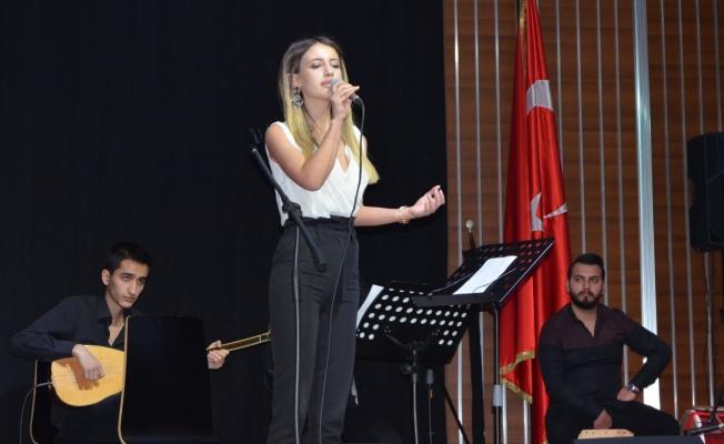 Kocaeli Üniversitesi öğrencisi Ebru Çatalbaş TRT'de