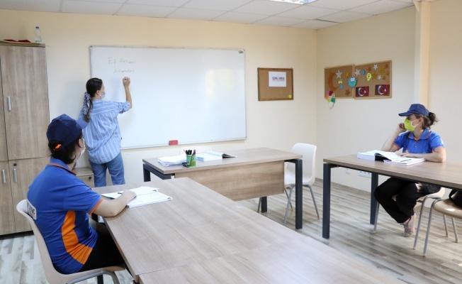 Özel öğrenciler Engelli Kamu Personeli Seçme Sınavı'na hazırlanıyor