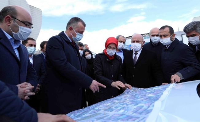 Başkan Büyükakın: Darıca'nın trafiği bu projeyle rahatlayacak