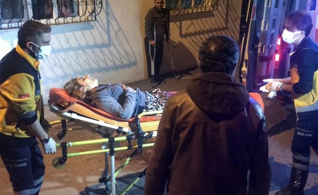 Eşi tarafından pompalı tüfekle vurulan kadın ağır yaralandı