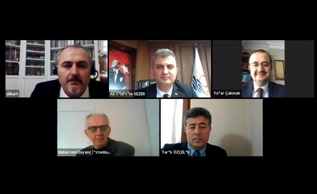 Gölcük Belediyesi'nden Sırat-I Müstakîm - Sebilürreşat Ve Mehmet Akif Sempozyumu