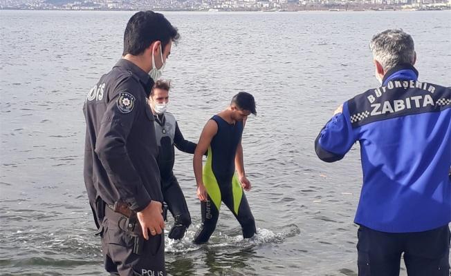 Kaçak midye avcıları denizdeki kovalamaca sonucu yakalandı