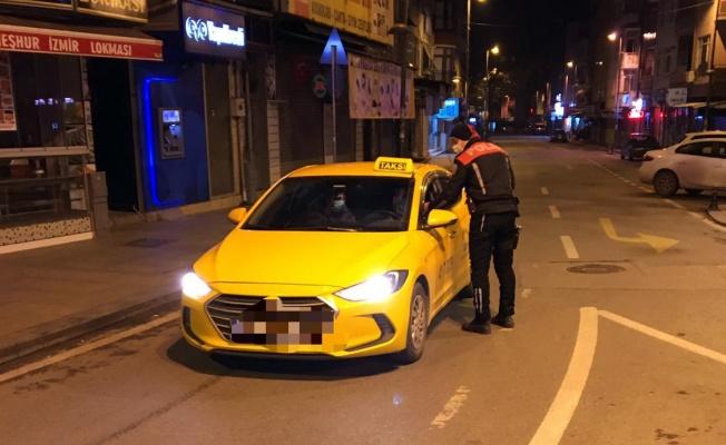 Kocaeli'de Kovid-19 tedbirlerine uymayan 185 kişiye para cezası