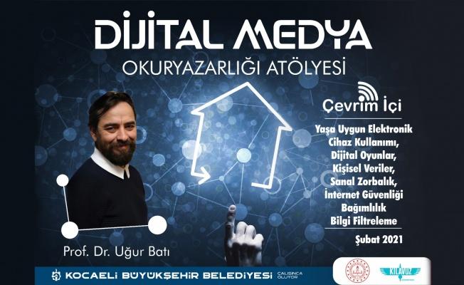 Büyükşehir'den Dijital Medya Okuryazarlık Atölyeleri