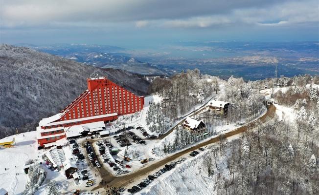 Kartepe'de kayak pistlerininaçılması planlanıyor