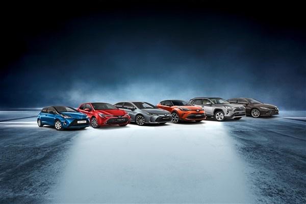 Toyota Otomotiv Sanayi Türkiye'ye 'Yılın Üretici Devi' ödülü