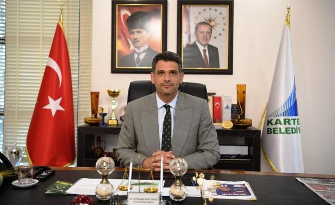Başkan Kocaman'dan Regaib Kandili mesajı