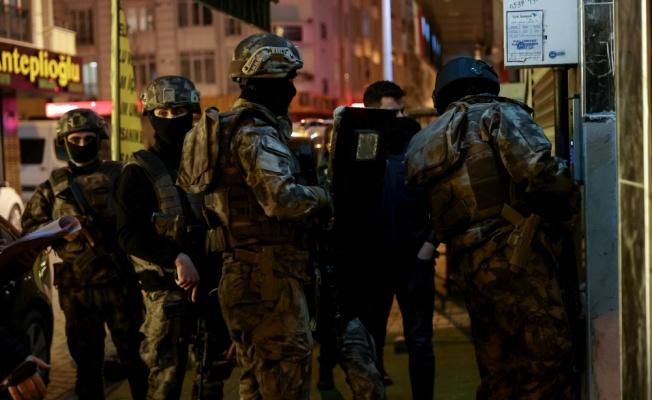 İstanbul'da terör örgütü PKK'ya yönelik operasyonda 11 kişi gözaltına alındı