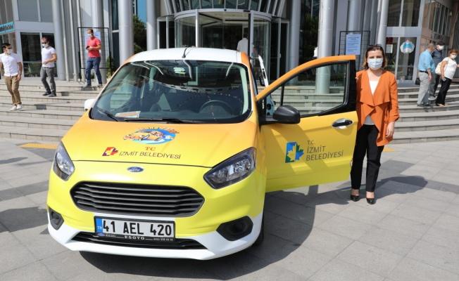 İzmit Belediyesi'nin Anne Taksi'si, Avcılar Belediyesi'ne örnek oldu