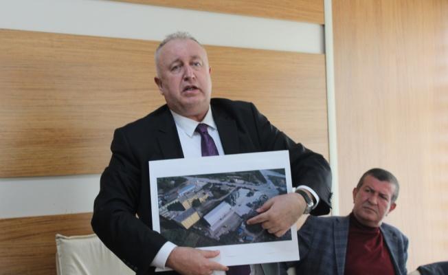 Söğütlü Belediye Başkanı Özten, projelerini anlattı
