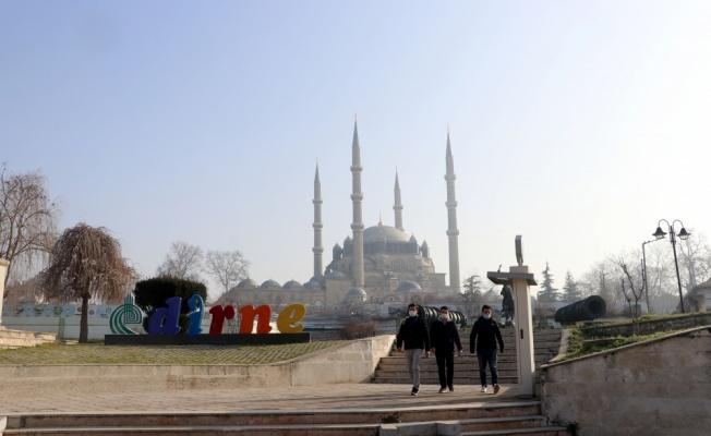 Vaka sayıları geçen haftaya göre artan Edirne'de vatandaşlara Valilikten kısa mesajla uyarı