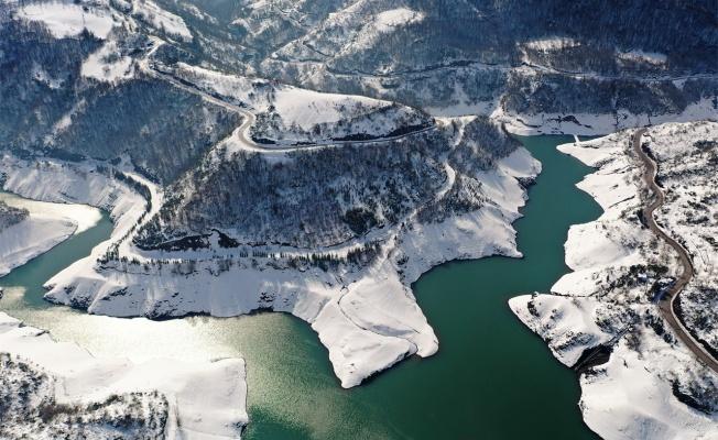 Yuvacık Barajı'nda su seviyesi yüzde 36'ya ulaştı