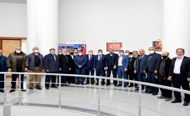 AK Parti Malatya'dan Hekimhan itirafı