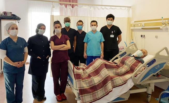 At nalı böbrek hastası Sakarya'da derman buldu