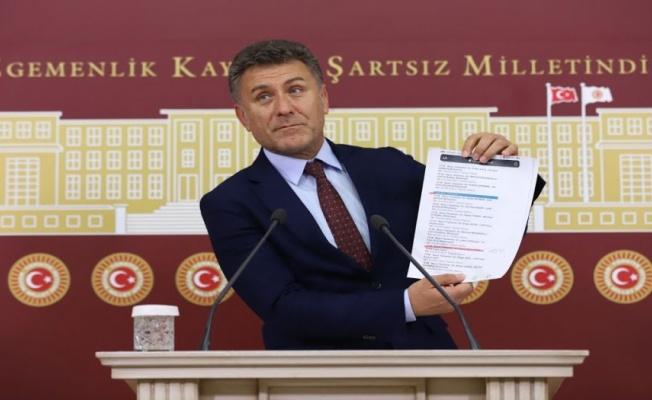 """CHP'li Sarıbal planı yorumladı: """"Önce Anayasa'ya uyun!"""""""