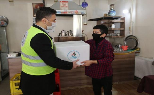 Denizli Pamukkale'de kıraathane işletmelerine 'normalleşme' desteği