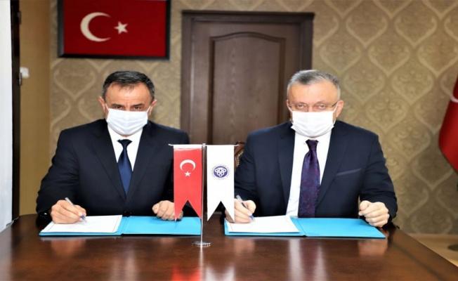 Erzincan'da afet farkındalığına üniversite iş birliği